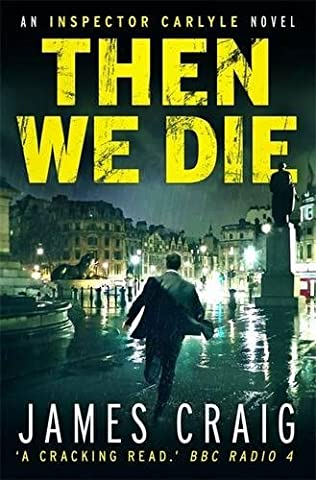 book cover of Then We Die