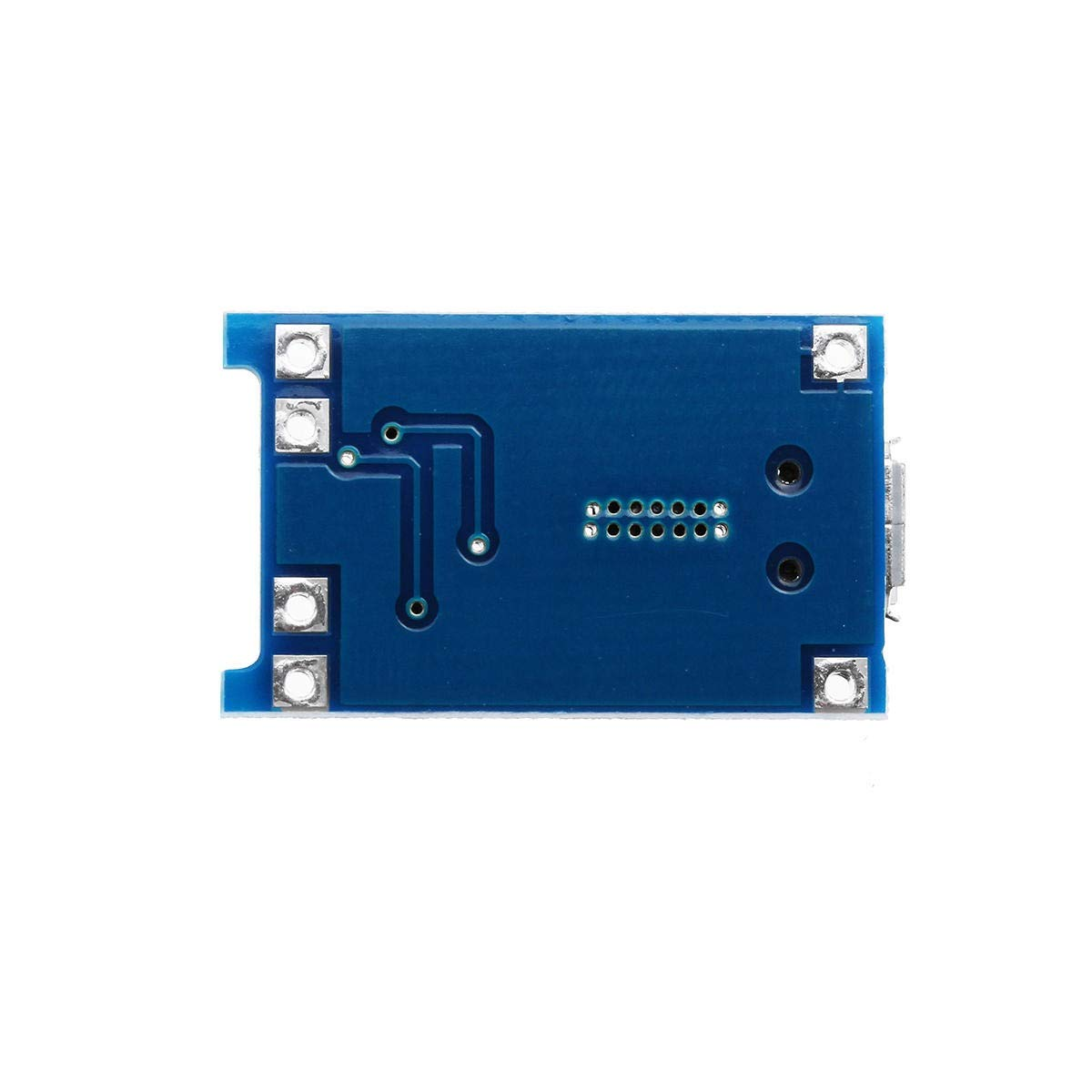 VaNan Módulo Cargador de protección de batería 10Pcs TP4056 ...