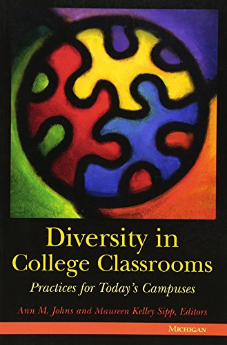 Diversity in College Classrooms: Practices for Today's Campuses