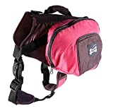 Pettom Dog Foldable Backpack Waterproof Portable Travel...