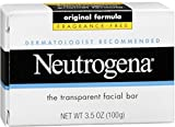 Neutrogena The Transparent Facial Bar Original Formula, Fragrance Free 3.50 oz (Pack of 10) Review