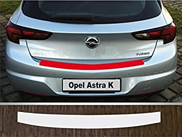 ajuste perfecto para Opel Astra K Sedán, de aquí a 2015; lámina de protección de la pintura película de protección transparente alféizar: Amazon.es: Coche y ...