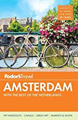 Written by locals, Fodor's Amsterdam is the perfect guidebook for those looking for insider tips to make the most out their visit. Complete with detailed maps and concise descriptions, this Amsterdam travel guide will help you p...