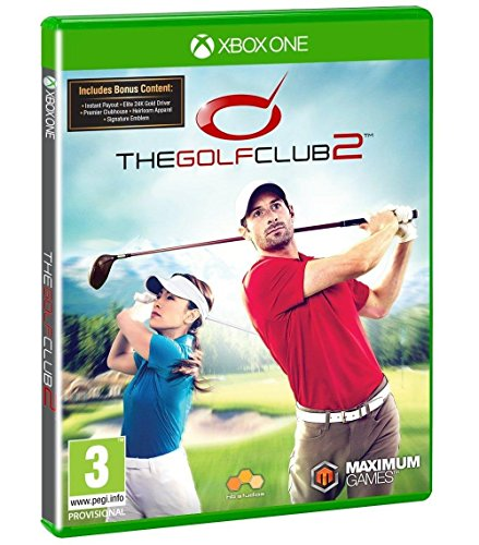 The Golf Club 2 (Xbox One) (Ea Sports Controller With Two Tv Games)