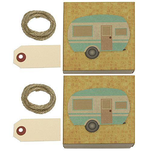 RV Camping Gift Boxes for these Fun Camping Wrapping Paper And Creative Gift Wrap Ideas