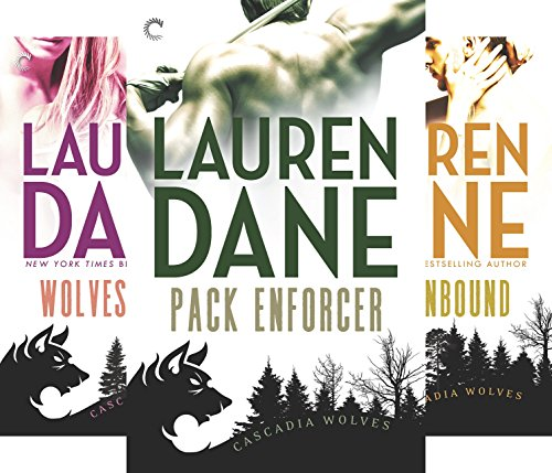 Cascadia Wolves (6 Book Series)