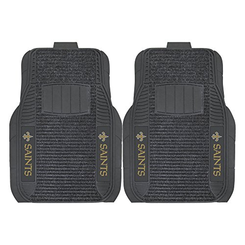 New Orleans Saints Car Mats - 3