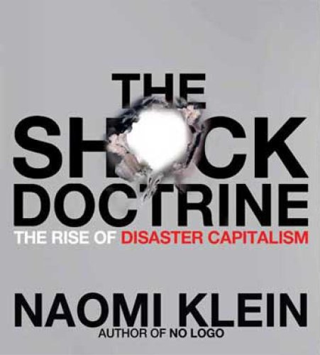 Pdf Politics The Shock Doctrine: The Rise of Disaster Capitalism