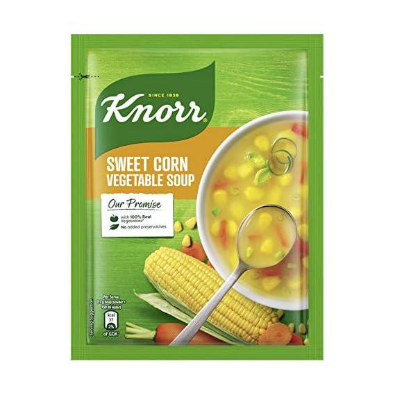 Knorr Classic Sweet Corn Veg Soup, 44g