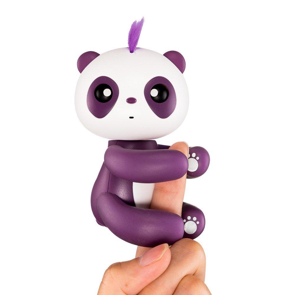 Amazon.com: Finger Panda - Interactive Finger Baby Panda Toy - Fun ...