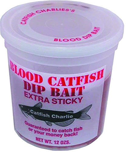 Catfish BD-12-12 Dip Bait, Blood Scented