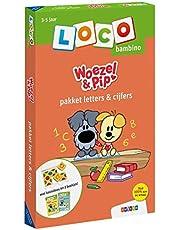 Loco bambino Woezel & Pip pakket letters & cijfers
