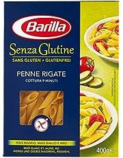 Barilla Penne Rigate Gluten Free Pasta, 400g