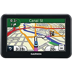Garmin nüvi 50LM 5-Inch Portable GPS Navigator with Lifetime Maps (US) (Discontinued by Manufacturer)