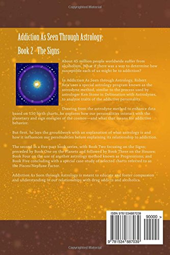 Addiction As Seen Through Astrology: An Astrological Perspective on