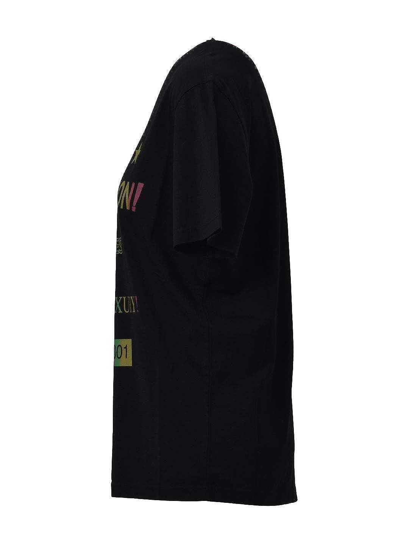381701slw211000 Negro T Shirt Stella Mujer Amazon Mccartney Algodon PwctEq