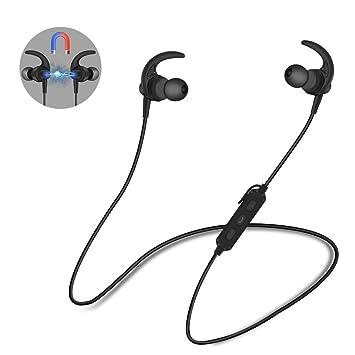 Auriculares Bluetooth, Auricular Deporte In Ear Inalámbrico ...