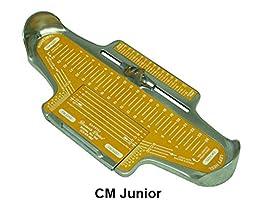 Centimeter Jr Brannock Device (children\'s)