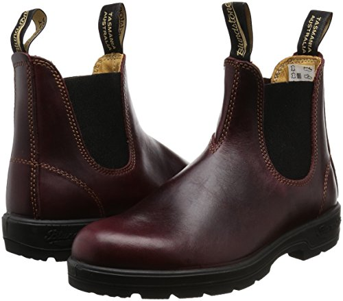 Pictures of Blundstone Men's 1440 Chelsea Boot Redwood 5