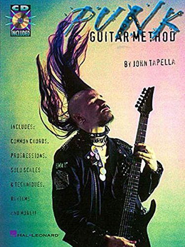 Amazon.com: Punk Guitar Method (Guitar Educational) (0073999950359 ...