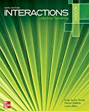 img - for Interactions Access Listening/Speaking Student Book by Emily Austin Thrush (2013-04-16) book / textbook / text book