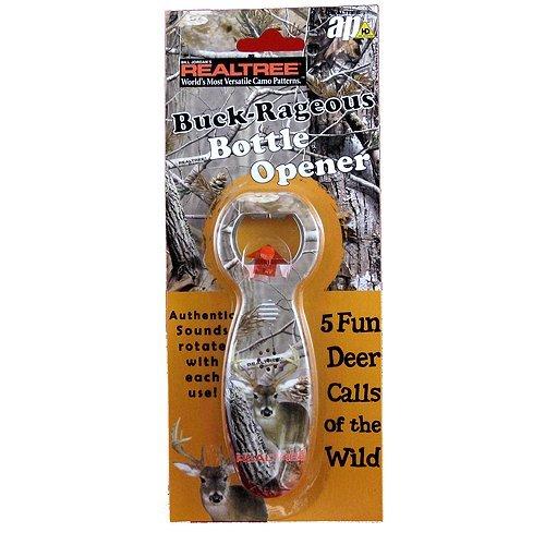 Talking Bottle Opener (Camo, Deer, Grunts, Bellows) by Havercamp