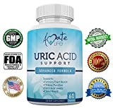 Amate Life Uric Acid Support- Kidney Cleanse Uric Acid Support- Herb Natural Mix Supplement- Joint Support Dietary Supplement- Uric Acid Body Detox-Uric Acid Cleanse -Men and Women-Made in USA