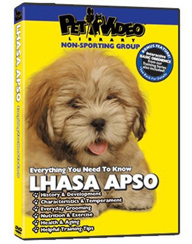 LHASA APSO DVD: Everything You Should Know + Dog & Puppy Training Bonus