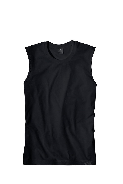 Götzburg Cotton 6061 Unterhemden im günstigen 5er Pack - S bis 2XL - Black und White