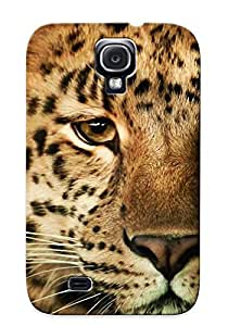 Storydnrmue Snap On Hard Case Cover Animal Leopard Protector For Galaxy S4
