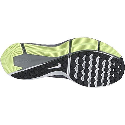 Nike Kvinders Zoom Winflo 4 Løbesko Grå / Volt-meter JVLvYrf