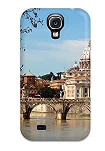 3313905K38009329 Brand New S4 Defender Case For Galaxy (city Of Rome)