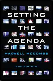 Setting the Agenda: Mass Media and Public Opinion: Amazon.es ...