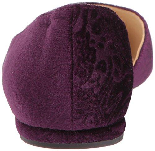 para West25027944 Mujer Nine Tela Spruce Púrpura twTWnAngzq