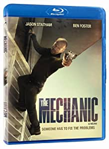 The Mechanic / Le mécano (Bilingual) [Blu-ray]