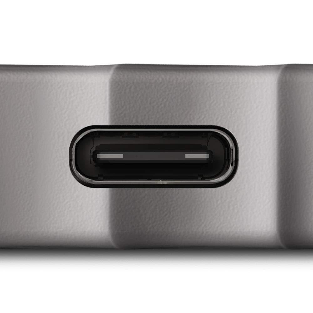 WD 2TB My Passport SSD Portable Storage - USB 3.1 - Black-Gray - WDBKVX0020PSL-WESN by Western Digital (Image #7)