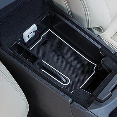 Vesul Armrest Secondary Storage Box Glove Pallet Center Console Tray Fits on Cadillac XT5 2020 2020 2020 2020: Automotive