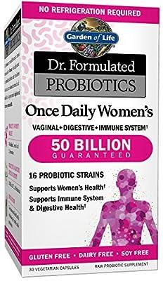 Garden of Life Probiotics Supplement
