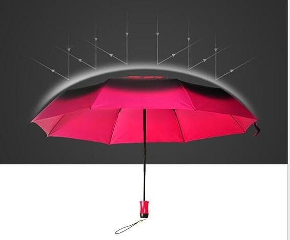 Smart sun umbrella uv protection ombrello piegato anti perso
