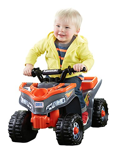 Power Wheels Kawasaki Lil' Quad Only $49.99 (Was $89.99) #PrimeDay