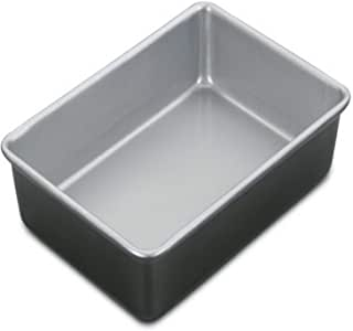 Cuisinart 13 by 9-Inch Chef's Classic Nonstick Bakeware Cake Pan, Silver