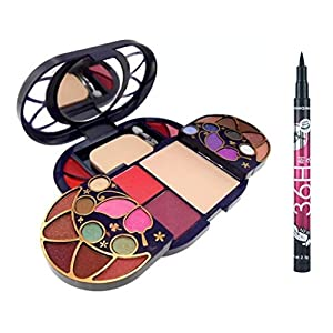 ADS 8088 Makeup Kit with Sketch Pen Waterproof Eyeliner