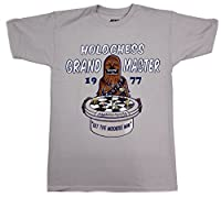 Star Wars Holochess Grandmaster Chewbacca T-shirt