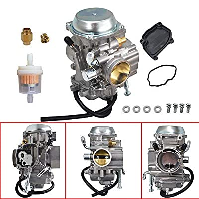 The replacement carburetor For Arctic Cat Bearcat 454 1996, 1997 2x4 and 4x4, 1998 2x4 and 4x4: Automotive