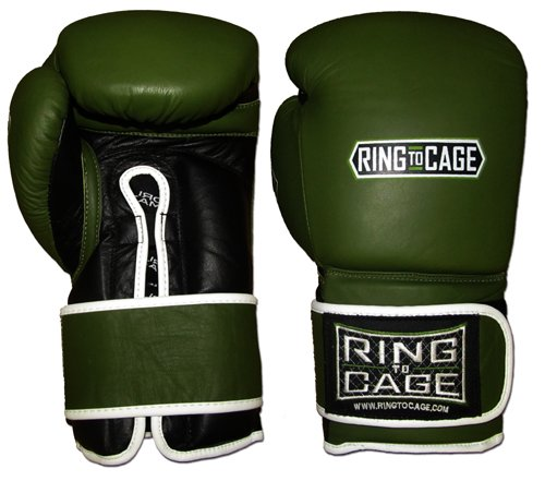 Deluxe MiM-Foam Sparring Gloves - Limited Edition (16oz)