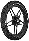Ceat Milaze  3.00 - 18 52P  Tubeless Bike Tyre, Rear (Home Delivery)