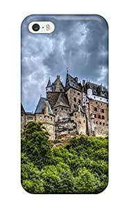 Ivan Erill's Shop Best Awesome Design Eltz Castle Hard Case Cover For Iphone 5/5s 6105574K87592819