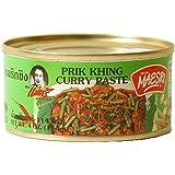 Maesri Prik Khing Curry Paste (Pack of 4)