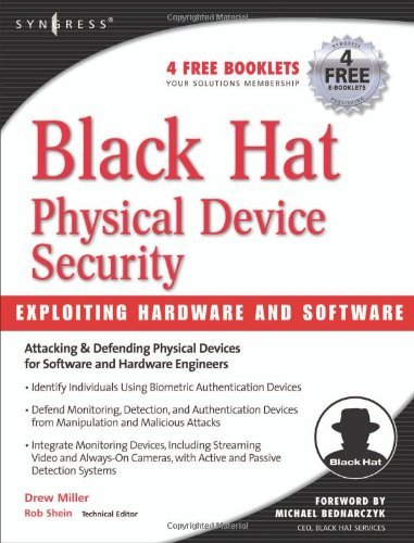 Download Black Hat Physical Device Security: Exploiting Hardware and Software: Exploiting Hardware and Software Pdf