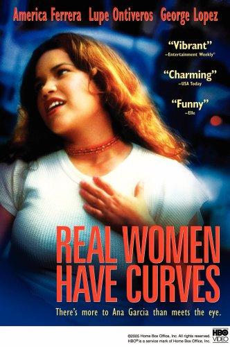 DVD : Real Women Have Curves (Dubbed)